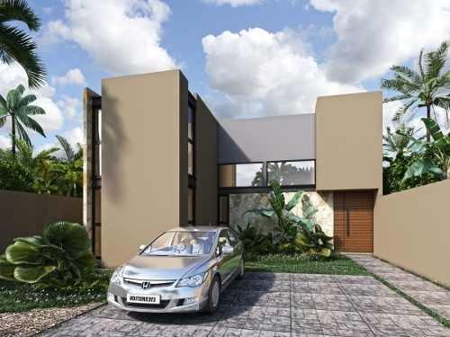 (crm-5832-51)  venta casa residencial thula playa del carmen