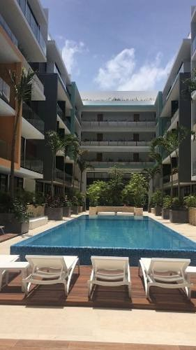 (crm-5832-6)  departamento the city en playa del carmen excelente inversion