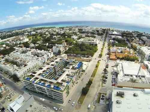 (crm-5832-6)  departamento the city en playa del carmen excelente inversion