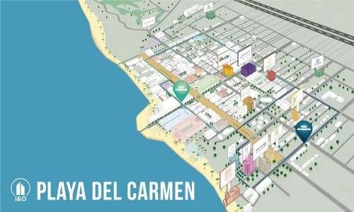 (crm-5832-62)  venta estudios the yellow playa del carmen