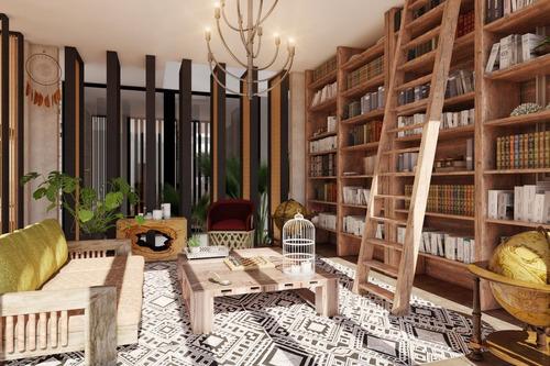 (crm-5832-66)   departamento tulum manor oportunidad excelente inversión