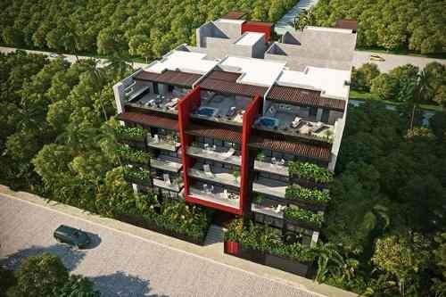 (crm-5832-74)   departamento cancun paramero lujo detalles ubicación ultimo