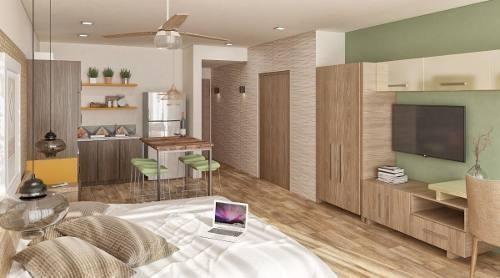 (crm-5832-81)  venta departamentos en opal suites playa del carmen