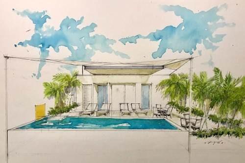 (crm-5832-82)  venta departamentos en tropic playa en playa del carmen
