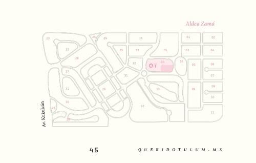 (crm-60-1286)  departamento en venta tulum en querido tulum