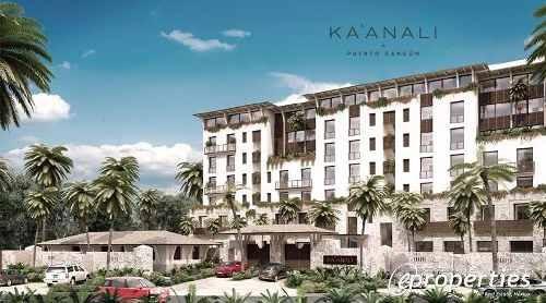 (crm-60-1506)  departamento kaanali en venta puerto cancún