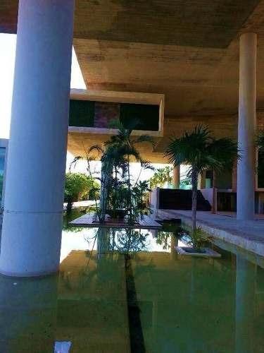 (crm-60-1652)  terreno en venta cancún coutry club el katán