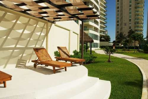 (crm-60-1998)  pre-venta departamento cancun en axent by isola puerto cancún