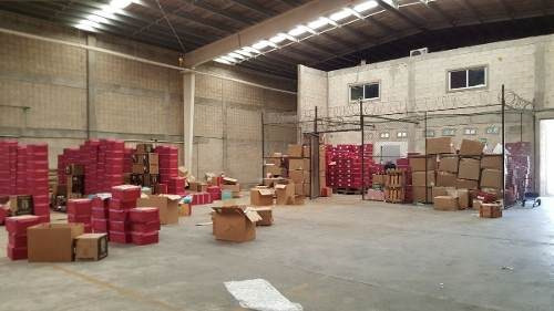 (crm-60-2028)  bodega en venta zona industrial cancún