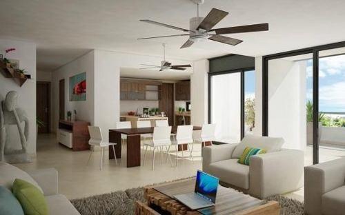 (crm-60-2124)  pre venta departamento cumbres towers cancún