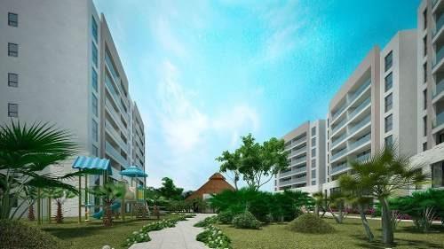 (crm-60-2126)  pre venta departamento cumbres towers cancún