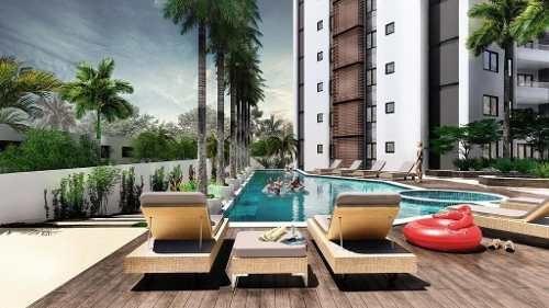 (crm-60-2127)  pre venta departamento cumbres towers cancún