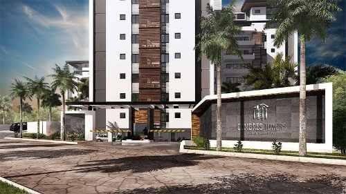 (crm-60-2128)  preventa departamento cumbres towers cancún