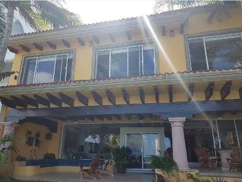 (crm-60-2254)  exclusiva residencia frente al mar zona hotelera en cancún