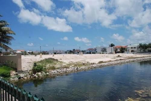 (crm-60-388)  terreno en isla que canta 26 dentro del desarrollo residencial isla dorada