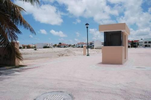 (crm-60-405)  terreno en isla que canta 5 dentro del desarrollo residencial isla dorada