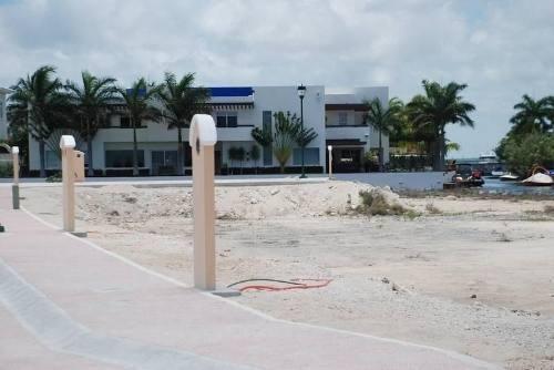 (crm-60-409)  terreno en isla que canta 9 dentro del desarrollo residencial isla dorada