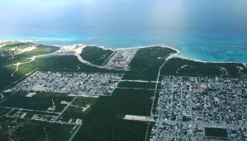 (crm-60-832)  terreno en playa del carmen