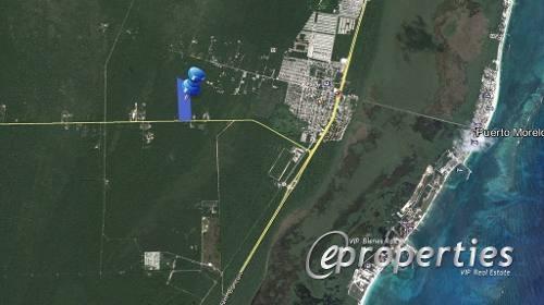 (crm-60-896)  terreno inversión ruta de los cenotes en venta