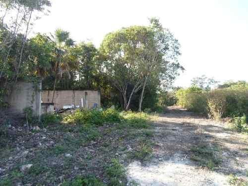 (crm-634-516)  se vende terreno en cancun alamos ii de 10 x 33