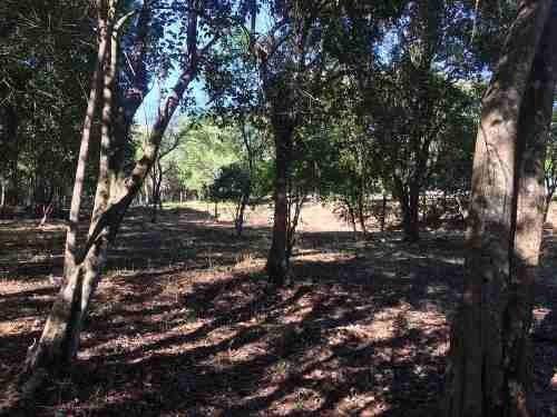 (crm-735-5738)  terrenos habitacionales en las cristalinas, santiago, nuevo león