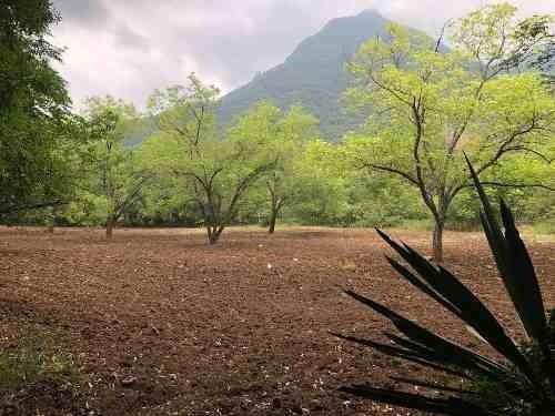 (crm-735-6261)  terreno en venta en santiago nuevo leon en san francisco