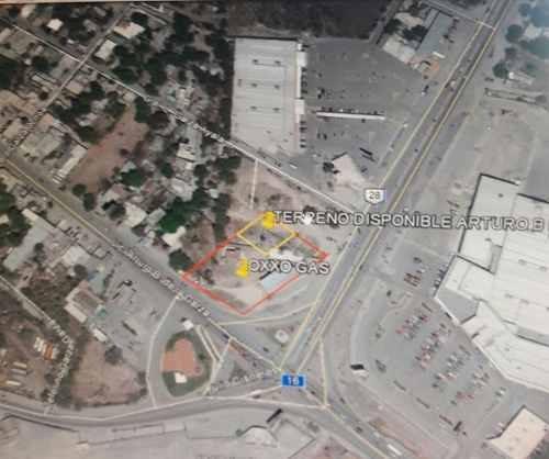(crm-735-6327)  terreno en renta en ave principal centro de juarez,nl.