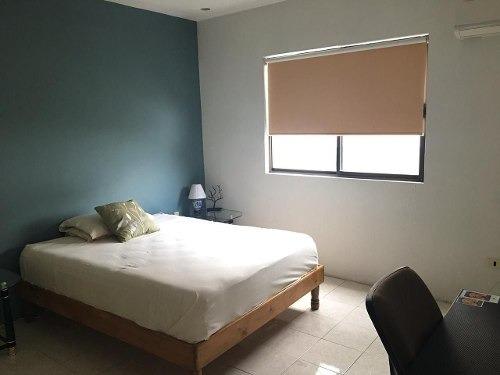 (crm-735-6398)  casa en renta amueblada en rincón de san jerónimo en la mejor zona de