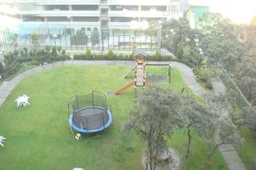 (crm-758-1006)  departamento en renta en residencial porto vita, hda. de las palmas.