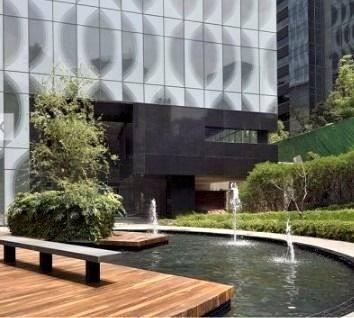 (crm-758-3070)  oficina en renta en green tower, lomas de chapultepec