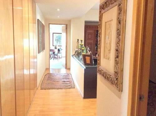 (crm-758-3251)  excelente departamento en renta amueblado en residencial abedul, d.f.