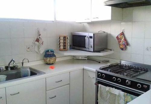 (crm-758-3460)  departamento en venta en cuernavaca morelos amplio e iluminado