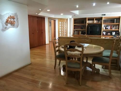 (crm-758-3977)  departamento en venta en frondoso ii, lomas country club.