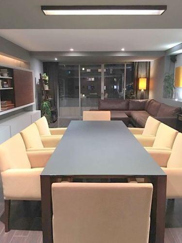 (crm-758-4148)  departamento en venta en residencial capri en hda. del ciervo, huixq.