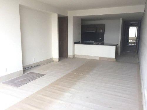 (crm-758-4233)  departamento en venta en residencial terrace, jesús del monte, huixq.