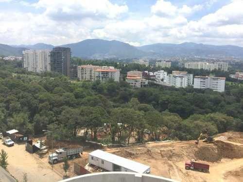 (crm-758-4234)  departamento en venta en residencial terrace, jesús del monte, huixq.