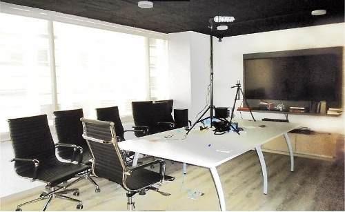 (crm-758-4287)  renta de oficina acondicionada en bosques de las lomas, cdmx