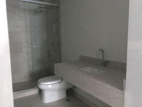 (crm-758-4318)  departamento en venta en polanco, miguel hidalgo, cdmx