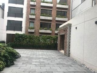(crm-758-4319)  departamento garden house en venta en polanco, cdmx