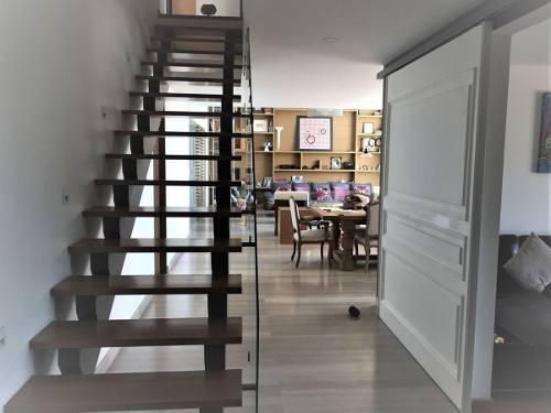 (crm-758-4400)  departamento en venta en residencial la enramada, lomas country club
