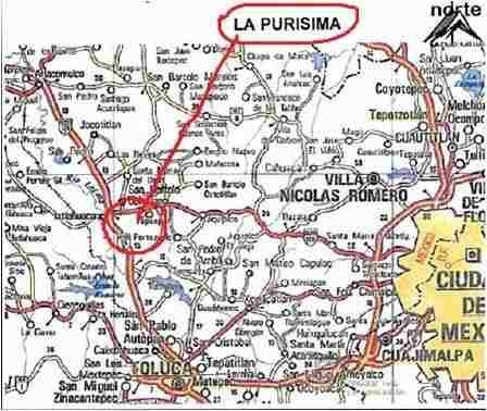 (crm-92-1764)  ex hacienda la purisima, ixtlahuaca, edo. de mexico, terreno, venta.