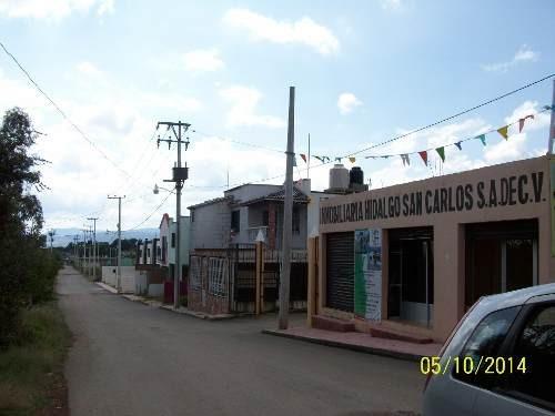 (crm-92-2958)  tulancingo colonia san carlos, santiago tulantepec, hidalgo