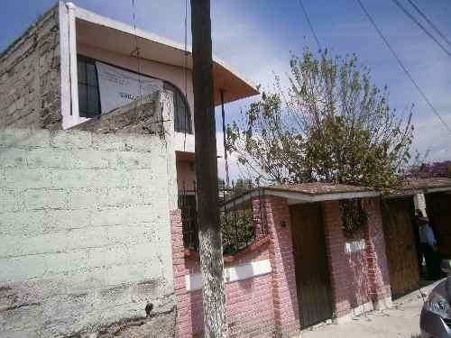 (crm-92-3300)  estado de méxico emiliano zapata acolman casa residencial en venta.