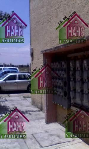 (crm-92-3392)  tlaltepan cuautitlan de romero rubio estado de mexico departamento residencial venta