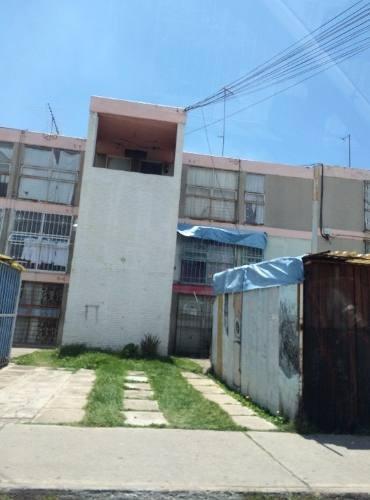 (crm-92-3531)  los heroes, ixtapaluca estado de mexico departamento  en venta