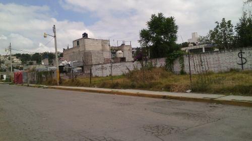 (crm-92-4132)  san antonio xahuento, tultepec estado de mexico  terreno residencial  en venta