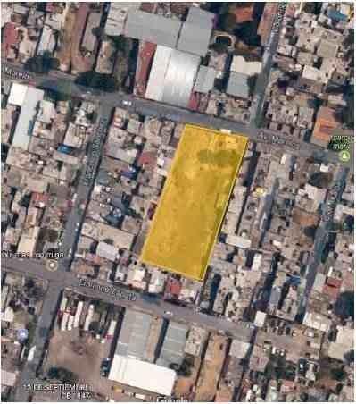 (crm-92-9318)  santiago ahuizotla, terreno habitacional, venta, azcapotzalco, cdmx.