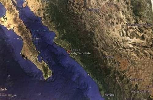 (crm-92-9453)  isla tachichite, venta, sinaloa.