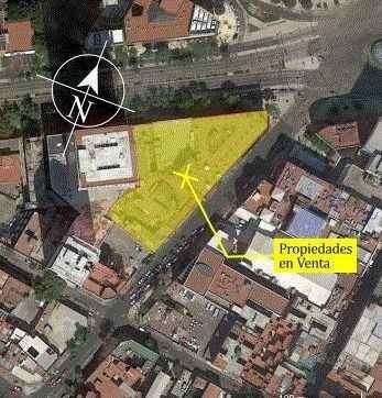 (crm-92-9657)  juárez , edificio venta , cuauhtémoc, cdmx