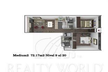(crm-989-1092)  departamento en pre-venta en la exclusiva torre shiro- zona tec (aah)